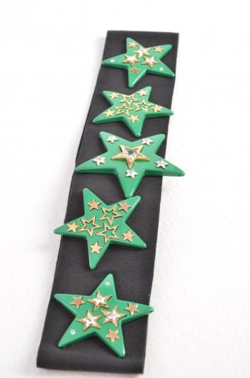Dolce & Gabbana Women Jewel Band Belt - IB038W GAMA1