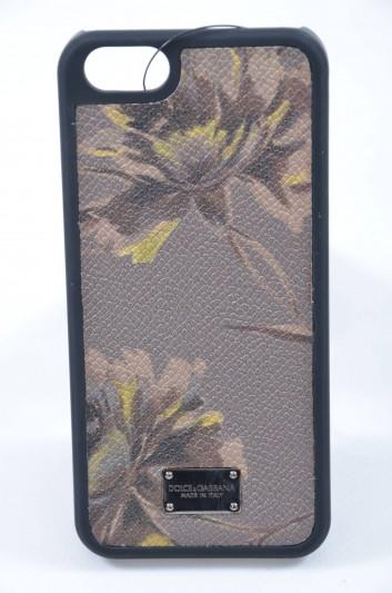 Dolce & Gabbana Funda Iphone 5/5S Placa Hombre - BP1919 AP138