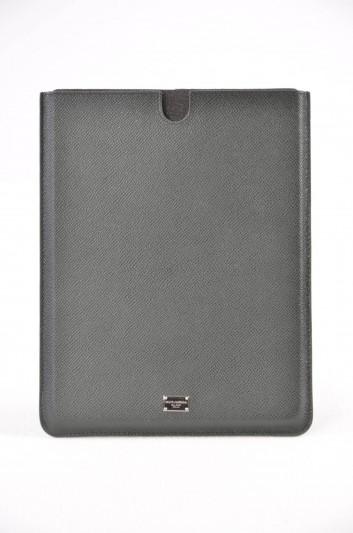 Dolce & Gabbana Funda Tablet Placa Hombre - BP1666 A1080