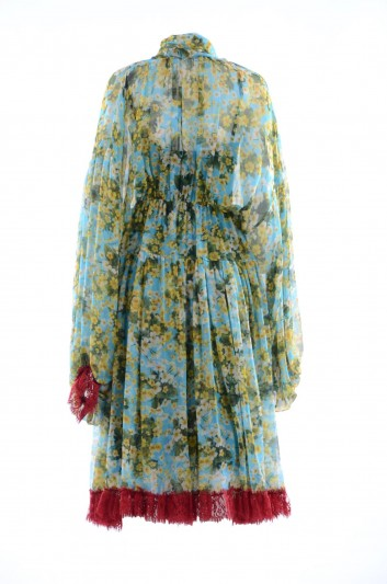 Dolce & Gabbana Vestido Midi Mujer - F6A2VT HS1UK