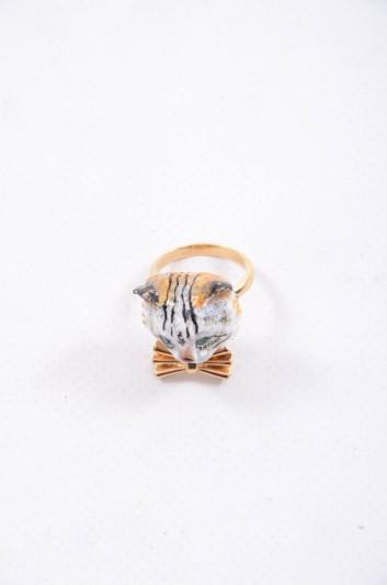 Dolce & Gabbana Women Cat Ring - WRJ8A1 W1111