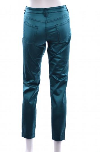 Dolce & Gabbana Women Logo 5 Pockets Trouser - FTAF2T TNRCZ