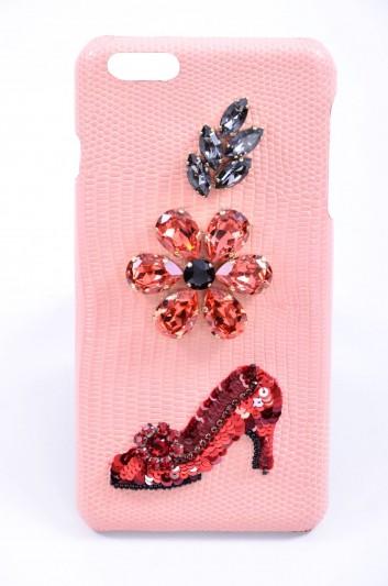 Dolce & Gabbana Funda Joya Iphone 6/6S Plus Mujer - BI0819 AD927