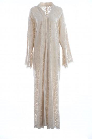 Dolce & Gabbana Women Guipure Abaya - F6YV1T FLM97