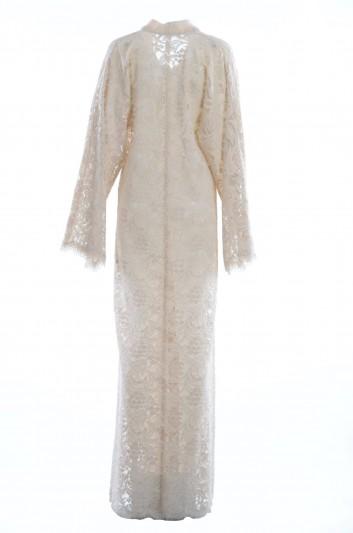 Dolce & Gabbana Abaya Guipur Mujer - F6YV1T FLM97