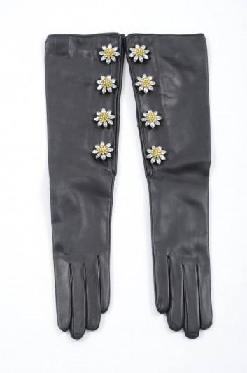 Dolce & Gabbana Guantes Largos Joyas Mujer - BF0131 AC546