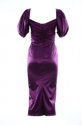 Dolce & Gabbana Women Silk Medium Dress - F6B6GT FURAD