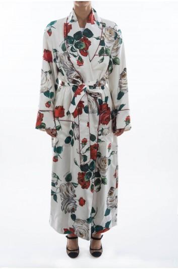 Dolce & Gabbana Women Silk Nightgown - F0R74T HS1OY