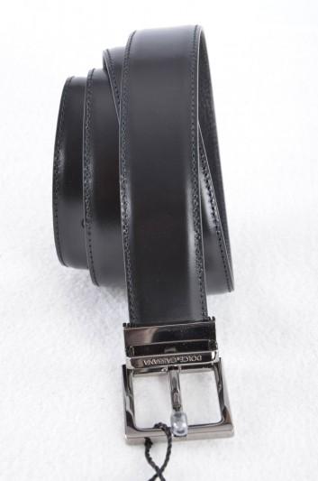 Dolce & Gabbana Men Logo Belt - BC3615 B6148