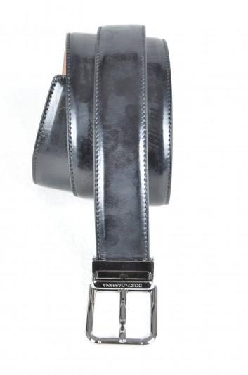 Dolce & Gabbana Cinturón Logo Hombre - BC3953 AC399