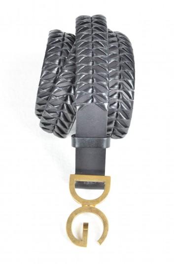 Dolce & Gabbana Men Logo Belt - BC3985 AC157