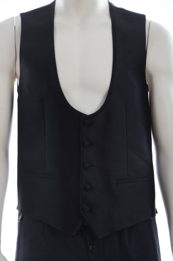 Dolce & Gabbana Men Vest - G7958T GEB28
