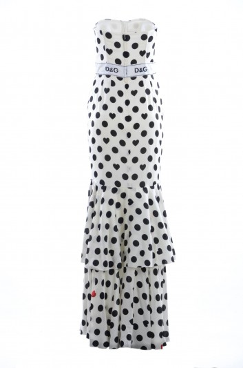 Dolce & Gabbana Vestido Topos Mujer - F67S5Z FSAS5