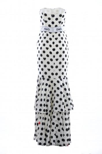 Dolce & Gabbana Women Dots Dress - F67S5Z FSAS5
