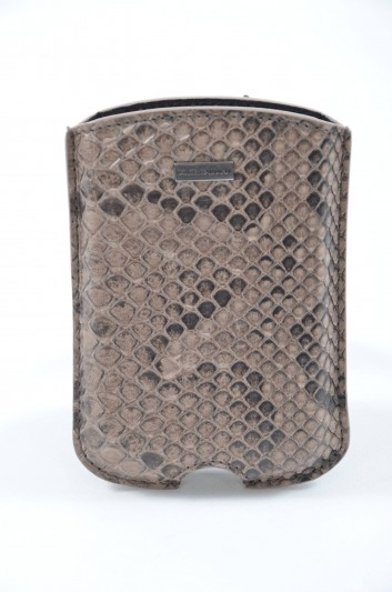 Dolce & Gabbana Funda Blackberry Placa Hombre - BP1766 A2037