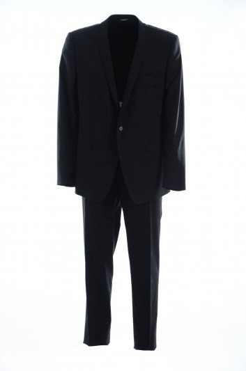Dolce & Gabbana Men 1 Button Suit - GK0QMT FUBEC