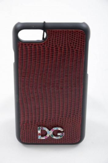 Dolce & Gabbana Funda iPhone 7 - 8 DG Mujer - BI2235 AI883