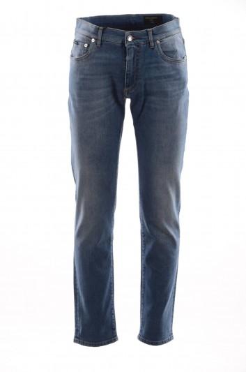 Dolce & Gabbana Men Denim Trousers - GY07CD G8Z57