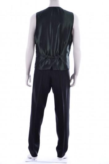 Dolce & Gabbana Men Trouser + Vest - I7082M G9T25