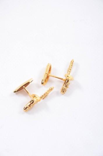 Dolce & Gabbana Men Saxophone Cufflinks - WFJ3S9 W0001
