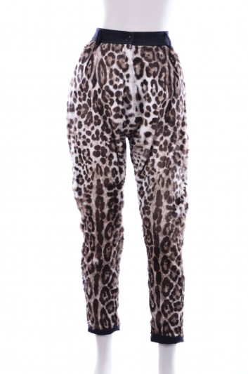 Dolce & Gabbana Women Fur Trouser - FTAVXF FPPDD