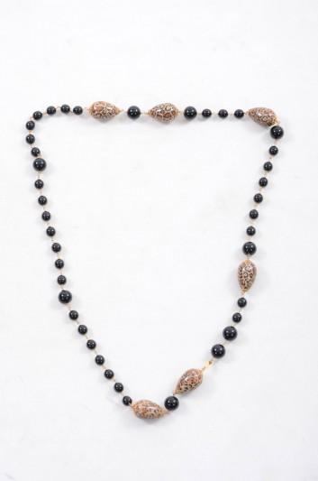 Dolce & Gabbana Women Leopard Jewel Necklace - WNJ2M4 W0001