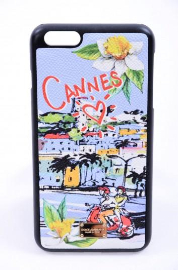 Dolce & Gabbana Women Iphone 6/6S Plus Cannes Case - BI2126 B3432