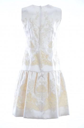 Dolce & Gabbana Vestido Seda Medio Mujer - F6SD1Z FGMBT