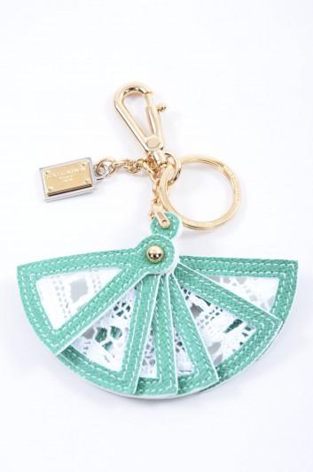 Dolce & Gabbana Women Fan Keychain - BI0714 B9495