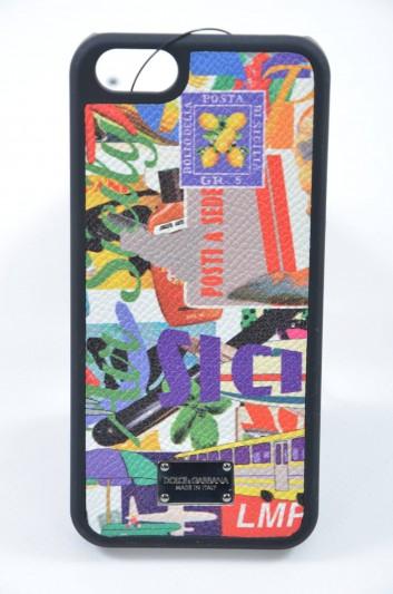 Dolce & Gabbana Funda Iphone 5/5S Placa Hombre - BP1919 A1886