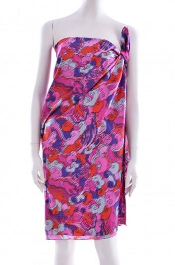 Dolce & Gabbana Pareo Estampado Mujer - IS050W G9124