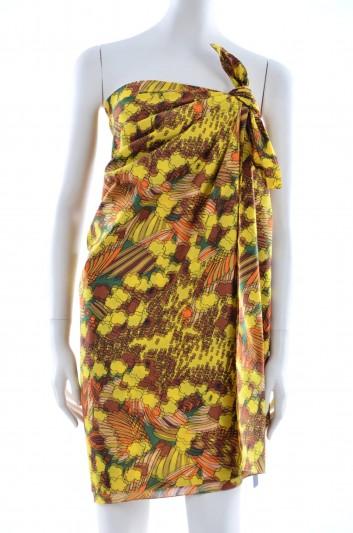 Dolce & Gabbana Women Printed Pareo - IS050W G9124