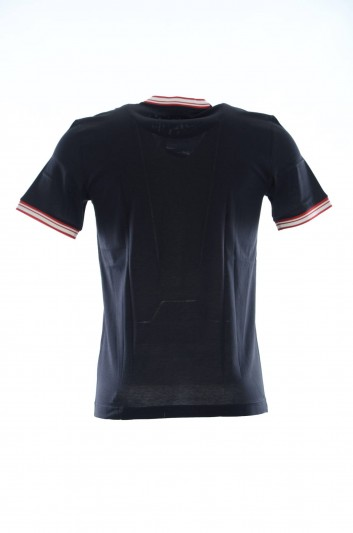 Dolce & Gabbana Men Pig Short Sleeves T-shirt - G8IR4T HH7E4