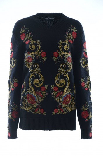Dolce & Gabbana Women Cashmere Pullover - FX181T JAWFV