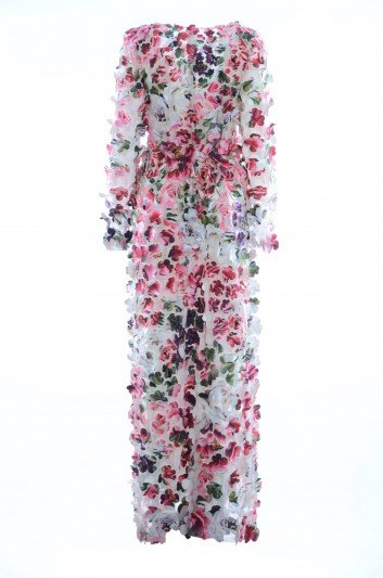 Dolce & Gabbana Women Floral Long Dress - F6A6CZ HSMR8