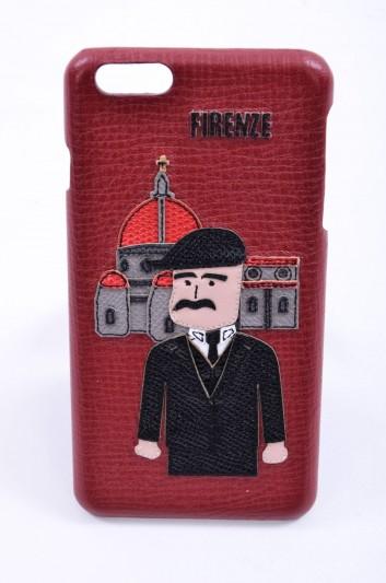 Dolce & Gabbana Men Iphone 6/6S Firenze Case - BP2171 B3411