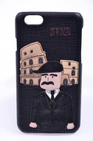 Dolce & Gabbana Funda Iphone 6/6S Roma Hombre - BP2157 B3412