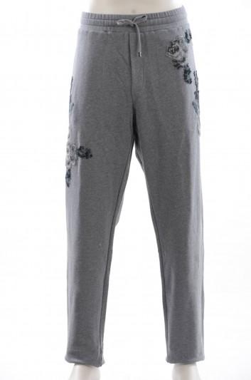 Dolce & Gabbana Pantalón Deportivo Hombre - G6PUAZ G7IHK
