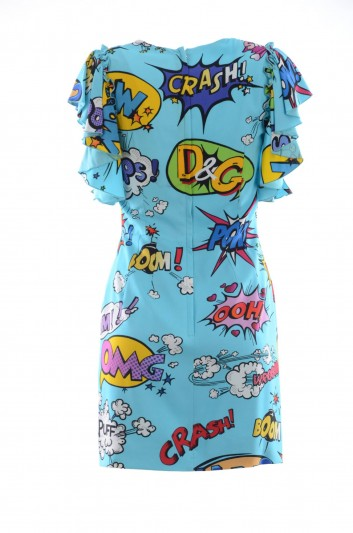 Dolce & Gabbana Women Printed Dress - F6C7CT FSRKD