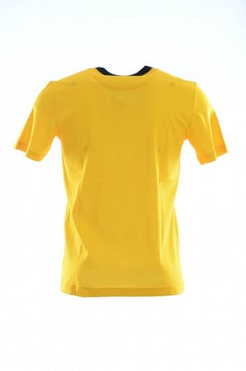 Dolce & Gabban Men Pig Short Sleeves T-shirt - G8IA8T HH7EY