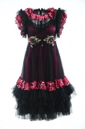 Dolce & Gabbana Vestido Mujer - F61S8Z FLMVR