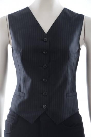 Dolce & Gabbana Women Silk Vest - F79H6T FR3DN