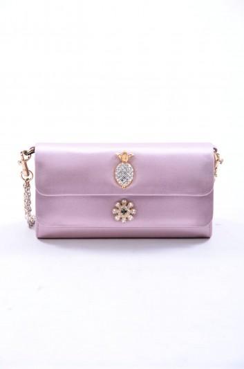 Dolce & Gabbana Women Satin Clutch Bag - BB6293 AE722