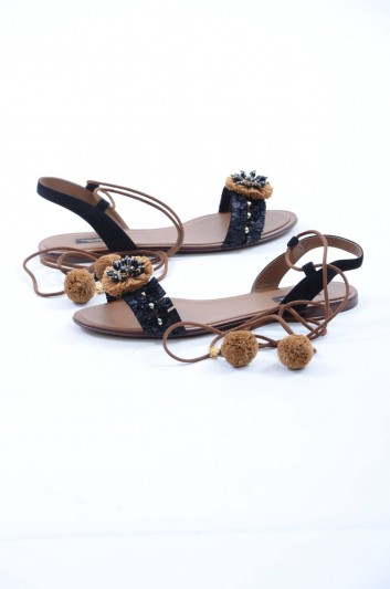 Dolce & Gabbana Sandalias Mujer - CQ0134 AG264