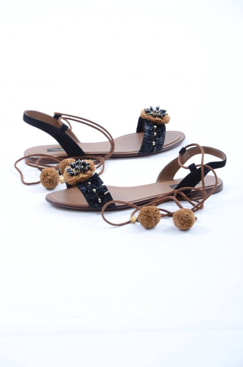 NEXT Ladies Rose Gold Sandals RRP £34 UK Size 5   6   6.5