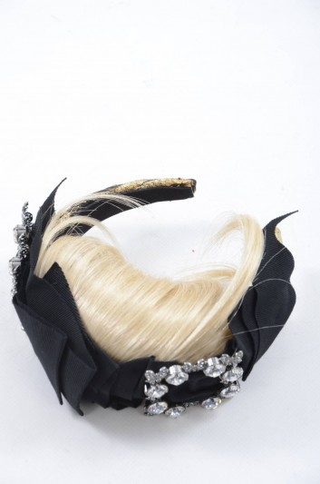 Dolce & Gabbana Women Bangs Headband - WHI8FW W0001