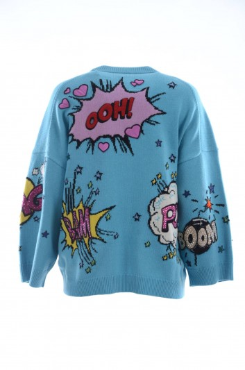 Dolce & Gabbana Women Cashmere Pullover - FX109Z JAMTB