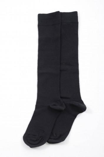 Dolce & Gabbana Women Long Socks - FC158A GD851