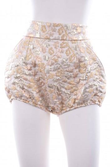 Dolce & Gabbana Women Brocade Culotte - FTAGWT FJMU6