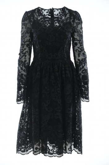 Dolce & Gabbana Women Lace Dress - F6OS3T FLM94